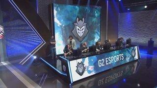 (REBROADCAST) EU LCS Semifinals: G2 Esports vs. Splyce