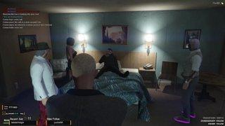 Finn's exorcism