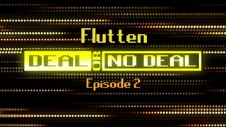Deal or No Deal Ep. 2 - Flutten | Ron Plays Games