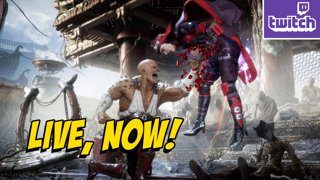 MK11 w/YoVideogames - Online Matches & More (5-4)