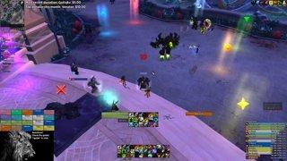 Vanguard vs Spellblade Aluriel Mythic