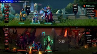 TNC vs CDEC Game 1 | Asia Pro League Group Stage | By Loot.Bet