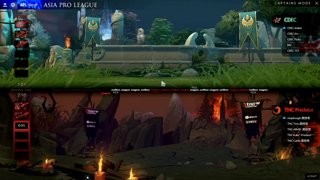 TNC vs CDEC Game 2 | Asia Pro League Group Stage | By Loot.Bet
