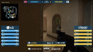 Clip: King of Nordic Championship CS:GO - S13E07