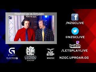 NZGC Mjr Qualifier - TMS vs DMT