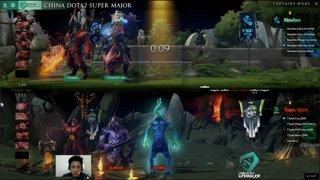 Team Spirit vs Newbee Game 3 | Supermajor 2018 (Bo3)