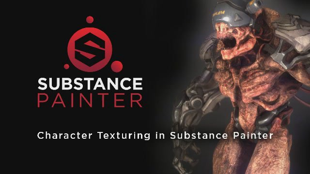 Character Texturing with Substance Painter 1 0 part one