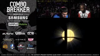 CB 2019 SSBU - UGS | RavenKing (Ike) Vs. T1 | ANTi (Mario) Smash Ultimate Tournament Winners Top 64