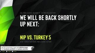 Live: EU Proleague Relegation S9 - Day 1 - NIP vs Turkey5