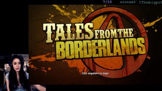 Yoni does Tales from the Borderlands (Day 3 Final)