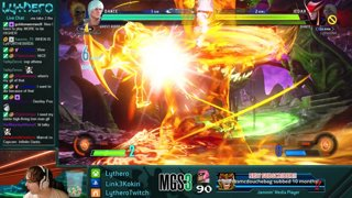 Marvel Infinite Rage Quit