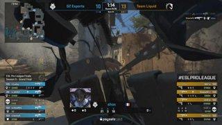 LIVE: CS:GO - G2 Esports vs. Team Liquid [Inferno] Map 4 - Grand Final - ESL Pro League Season 9