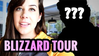 BLIZZARD HQ TOUR!