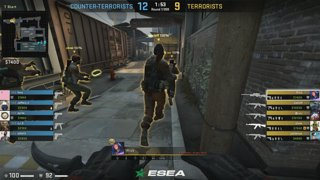Has a matchmaking cooldown. esea