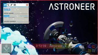 WGNN - Astroneer 2/12/19 (DamianKnightLiveinHD)