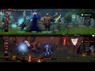 видео: beastcoast vs Forward Gaming, TI9 Qualifiers NA, bo3, game1 [Mortalles & Maelstorm]