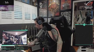 Matt Heafy [Trivium] | Brief stream to test new gear! | The ok-est gamer on twitch/ The decent-est singer-guitarist though | [!merch]