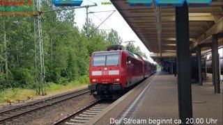Highlight: [GER] Train Simulator 2019 - Unterwegs mit der 146.0 auf Konstanz Villingen