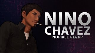 Nino Chavez on NoPixel GTA RP w/ dasMEHDI - Return Day 33 - Part 1/2
