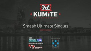 SMASH ULTIMATE TOURNAMENT! Kumite in Tennessee 2019 | Day 2 Singles | !bracket !sub