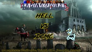 Яркий момент:The Synergy of Daddies 2 qualification 4th round / HellLight vs DontCallMeChris / JC