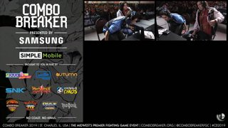 CB 2019 SSBU - dB | yeti (Mega Man) Vs. SV KJS | Maister (Game & Watch) Smash Ultimate Tournament Grand Finals