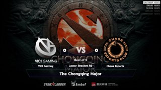 Full: [LIVE-THAI] 🏆 The Chongqing Major - Main Event Day 3 - 23/01/2019 - Cyberclasher