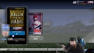 BIG pack opening