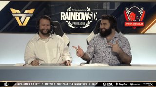 Team oNe eSports vs. ReD DevilS e-Sports – Rainbow Six Pro League – Season X – LATAM