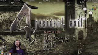 Resident Evil 4 NG Normal [PC] - 1:28:56