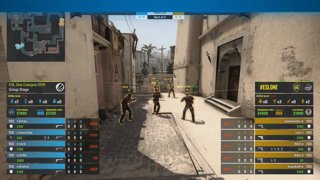 CS:GO - NRG vs. FaZe [Mirage] Map 1 - Group A - ESL One Cologne 2019