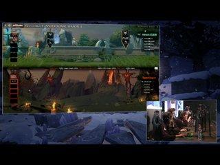 видео: Team Kinguin vs Mineski, 2
