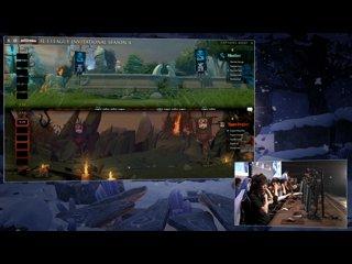 видео: Newbee vs Team Empire, 3