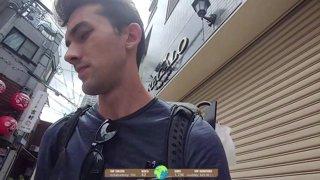 Highlight: Hitchhiking Japan ( Day 26 ) Location: Osaka