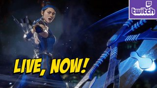 MK11 w/YoVideogames - Online & Switch Version - GIVEAWAY > http://bit.ly/maxMK11 (4-27)