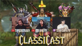 ClassiCast #1 | The New WoW Classic Podcast!