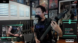 Matt Heafy (Trivium) - Ocean Man by Ween I Metal Cover