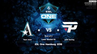 Full: [LIVE-THAI] 🏆 ESL One Hamburg - Playoff - 27/10/18 - Cyberclasher