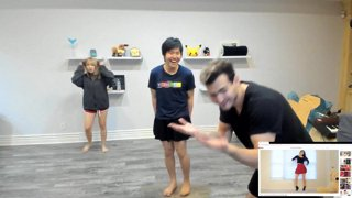 Highlight: dancing with offlinetv (no notifications sry!)