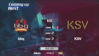 LCK Spring: JAG vs. KDM - BBQ vs. KSV