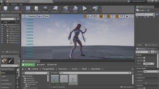Unrealengine unreal engine livestream houdini tools with sidefx unreal engine animation blueprint setup walkthrough part 2 malvernweather Gallery