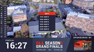 RERUN: GLL Season 2 $100,000 Grand Finals - Day 3