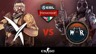 Vexed Gaming vs Wind and Rain Match Day 9 ESL Premiership Spring 2018