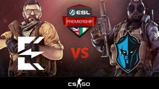 Enclave Gaming vs Radix Esports Match Day 9 ESL Premiership Spring 2018