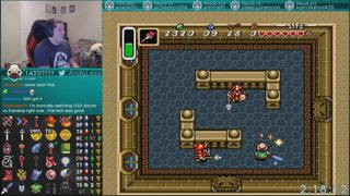A Link to the Past | Expert Inverted Keysanity bc why not :^)
