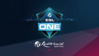 Vega vs Lada Game 2 - ESL One Katowice CIS Qualifiers