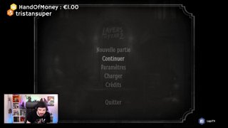 Temps fort : Akwakonplay de l'horreur : Layers of Fear 2 partie 2 ! 👀 ᴸᴬᴾᴵᴴᴼᵁᴿ ᴖᴥᴖ