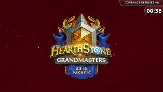 Hearthstone Grandmasters Asia-Pacific Season 2 - Playoffs Day 2