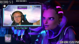 Fitzyhere on Horizon | Sombra Wars