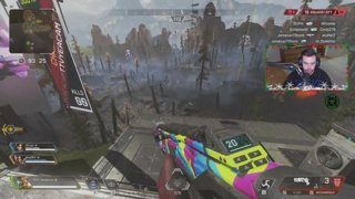 Apex with Ninja - Bloodhound 200+ Kills